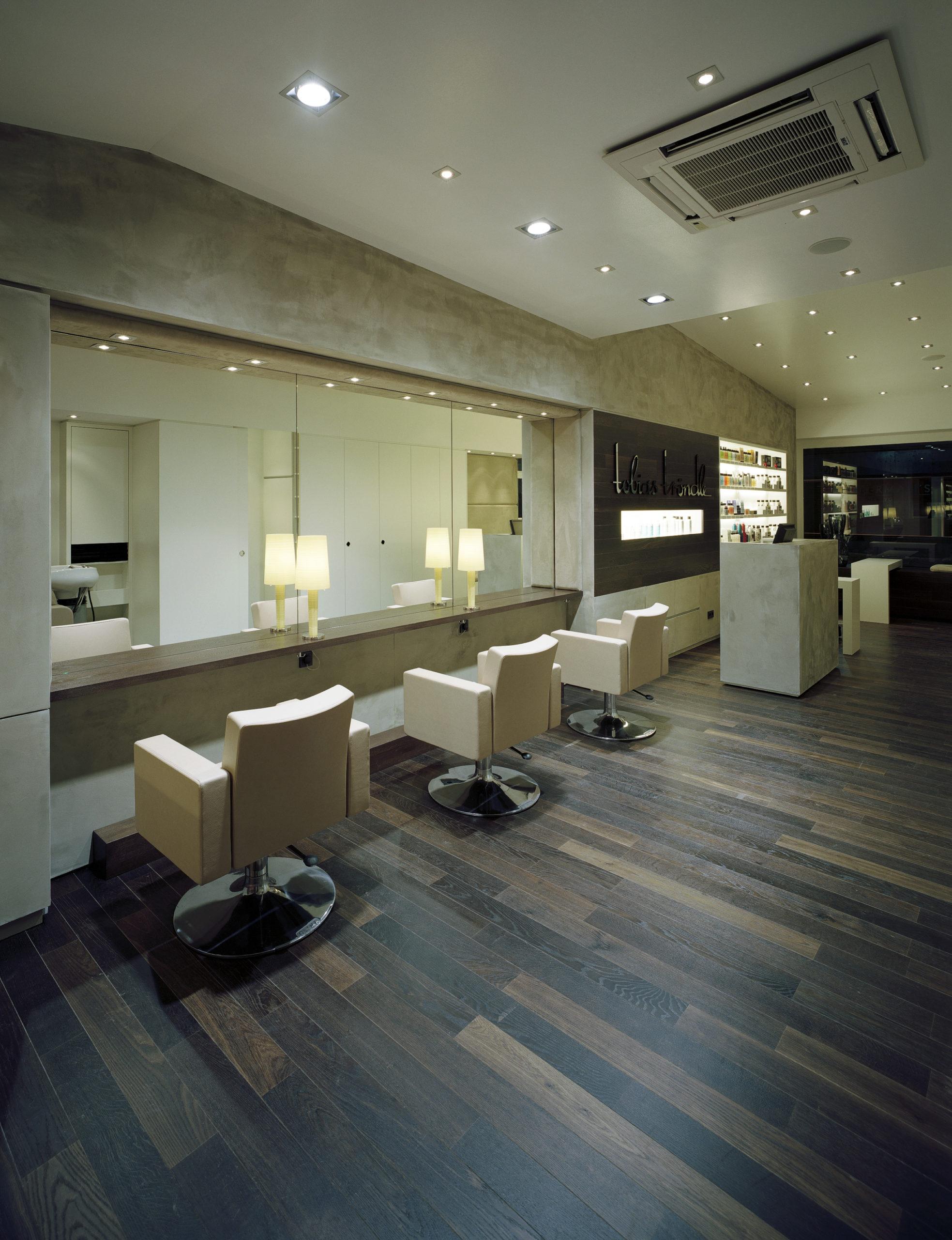 Friseursalon in Frankfurt - Genießen Sie das luxuriöse Ambiente, unseren perfekten Service und erleben Sie höchste fachliche Kompetenz