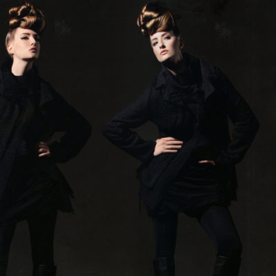 Colorvision - Avantgarde hairstyling by Tobias Tröndle