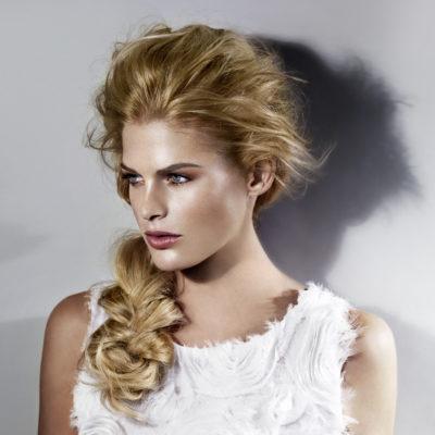 Blonder Zopf Lowlights3