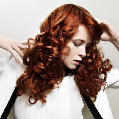 """""""My hair and make-up secret is – the messier the better."""" Carine Roitfeld Avantgare"""