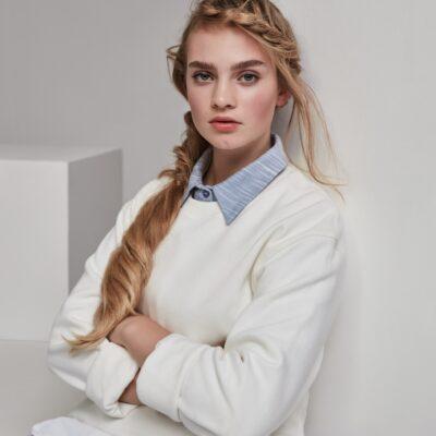 EIMI Style Book Shooting - long blonde hair