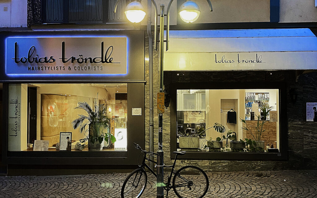 Freunde Friseur Frankfurt